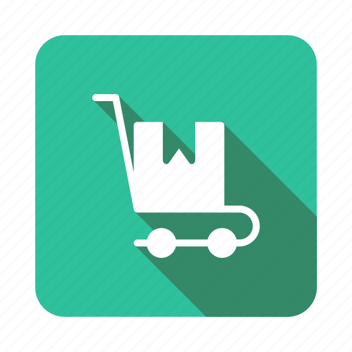 basket, buy, cart, checkout, commerce, shopping, trolley icon
