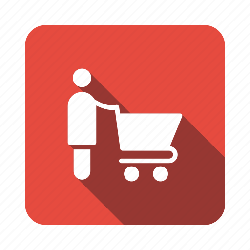 Buy, cart, container, ecommerce, sale, shopping, trolley icon - Download on Iconfinder