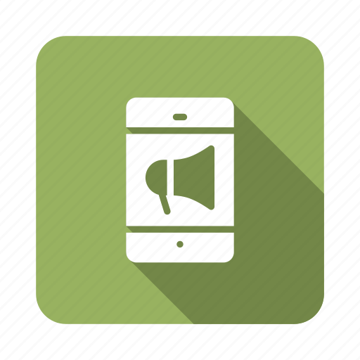 Annoucement, business, finance, marketing, promotion, smartphone, technology icon - Download on Iconfinder