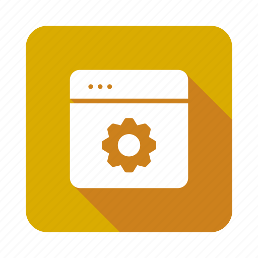 configure, gear, optimization, services, setting, settinngs, web icon