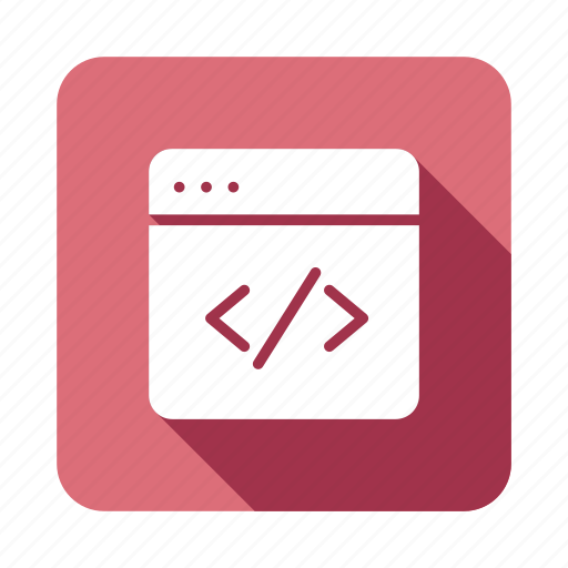 code, coding, developers, development, script, service, web icon
