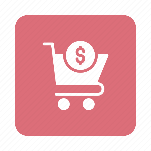 Buy, cart, checkout, coin, dollar, shopping, trolley icon - Download on Iconfinder