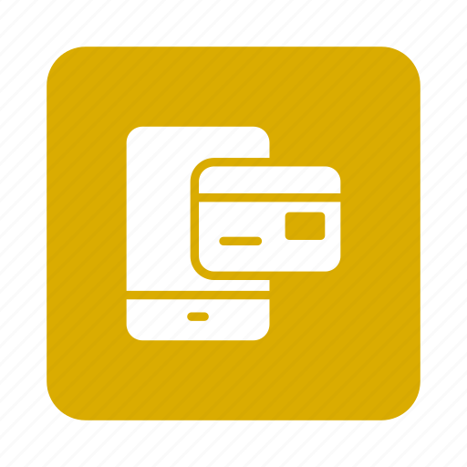 Smartphone, finance, mobile, money, phone, pay, payment icon