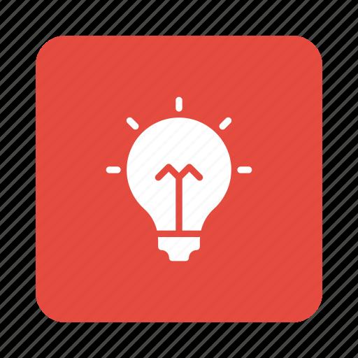 appliances, bulb, eco, electricity, idea, light, power icon