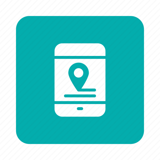 gps, location, locator, map, mobile, navigation, position icon
