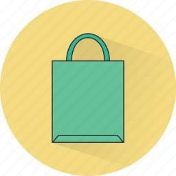 bag, commerce, ecommerce, gift, market, shop, shopping icon