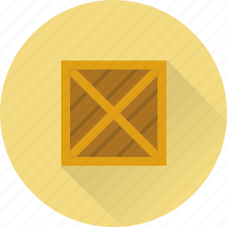 basket, box, cargo, commerce, container, delivery, shopping icon