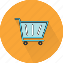 buy, cart, commerce, ecommerce, eshop, shopping icon
