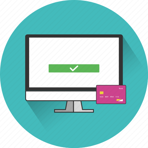 card, commerce, computer, ecommerce, payment, shopping, transaction icon