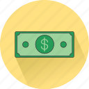cash, dollar, money, payment, shopping, transaction icon