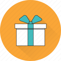 box, commerce, ecommerce, gift, package, present, shopping icon