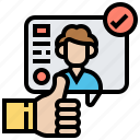 credibility, customer, good, information, reputation