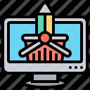 application, design, internet, shopping, webpage