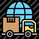 cargo, international, logistic, product, shipment