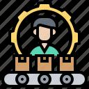 convey, factory, line, manufacturer, production