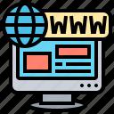 computer, domain, internet, online, website