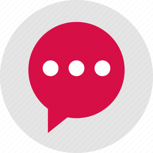 bubble, chat, conversation, sms, talk icon