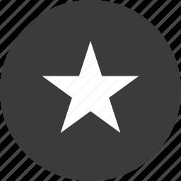 burst, favorite, online, special, star icon