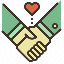 agreement, business, contract, deal, partner, relationship, trusted icon