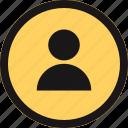 boss, communication, networking, online, user, web icon