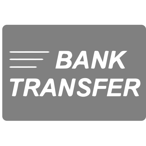Bank, banktransfer, methods, payment, trasfer icon
