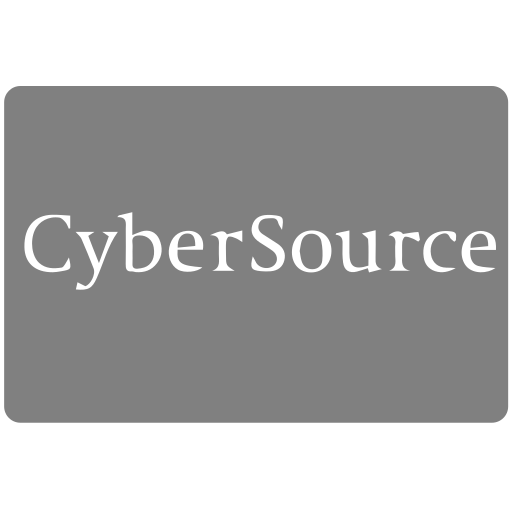 cyber, cybersource, methods, payment, source icon