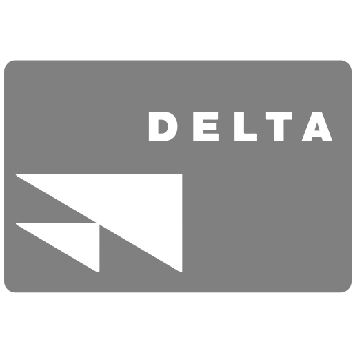 delta, methods, payment icon