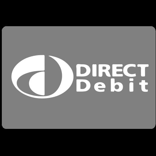 debit, direct, directdebit, methods, payment icon