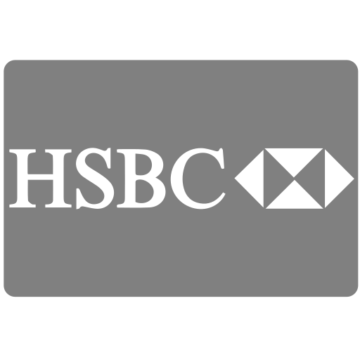 hsbc, methods, payment icon