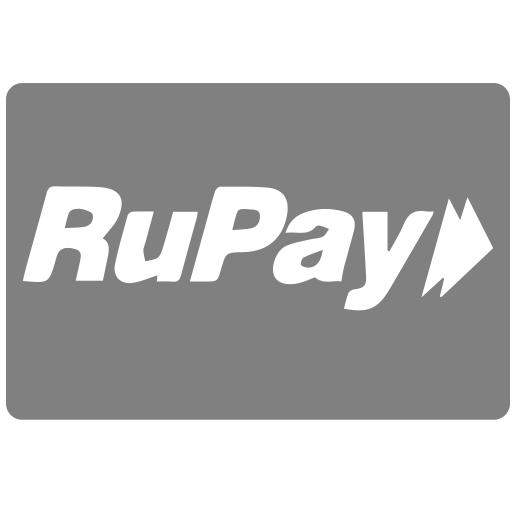 methods, payment, rupay icon
