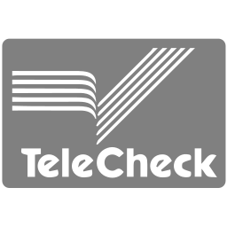 check, methods, payment, tele, telecheck icon
