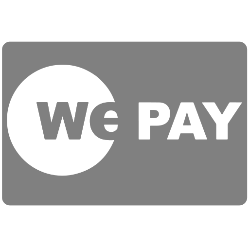 Pay, we, wepay, methods, payment icon - Free download
