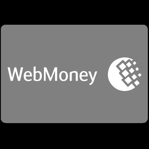 methods, payment, webmoney icon