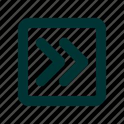 last, online, product, shop icon