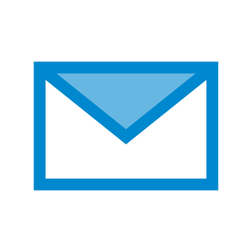 communication, email, envelope, letter, message, text icon