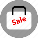 ecommerce, online, sale, shop, shopping icon