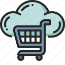 cloud, computing, online, shopping, ecommerce, business