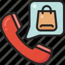order, phone, shopping, telephone, call, buy