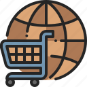 worldwide, shipping, international, shopping, global, delivery