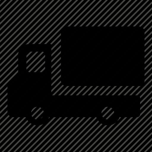 car, delivery, speed, van icon
