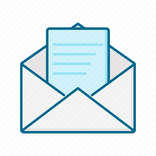 comment, email, inbox, letter, mail, message, send icon