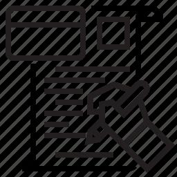 membership, register icon
