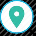 find, locate, store