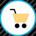 cart, shopping, web