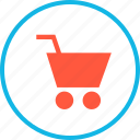 shop, shopping, web icon