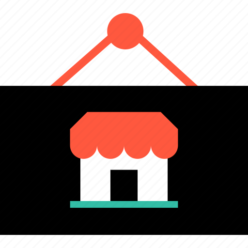 shop, shopping, store icon