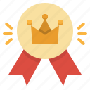award, badge, best, emblem, insignia, reward, seller icon