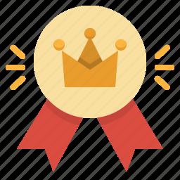 award, badge, best, emblem, insignia, reward, seller icon