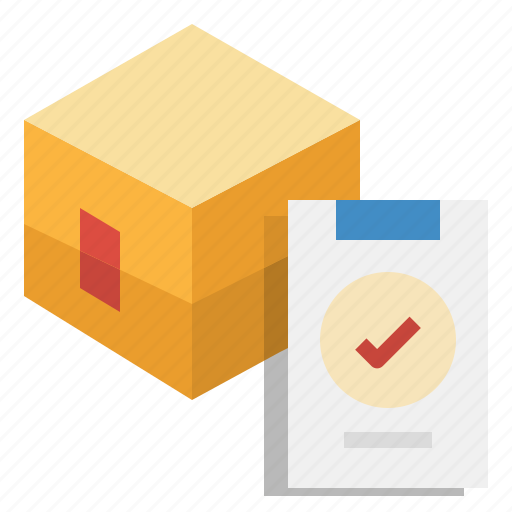 checking, clipboard, list, questionnaire, tasks, verification icon