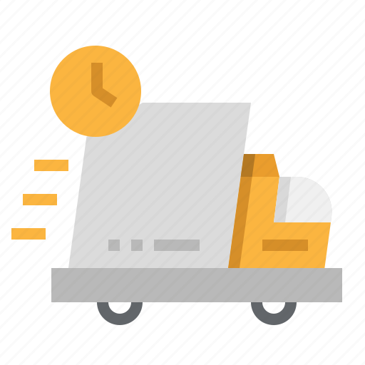 automobile, cargo, delivery, shipped, shipping, transportation, truck icon